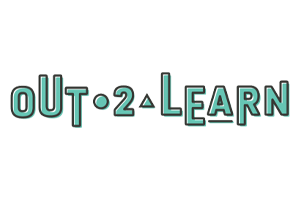 Image of the Out2Learn logo; links to Out2Learn page.