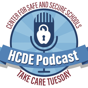 Image of the CSSS HCDE Podcase, Take Care Tuesday logo; links to Podcast page.